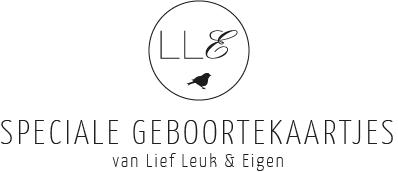 SPECIALE-GEBOORTEKAARTJES.NL - Speciale geboortekaartjes van Lief Leuk & Eigen
